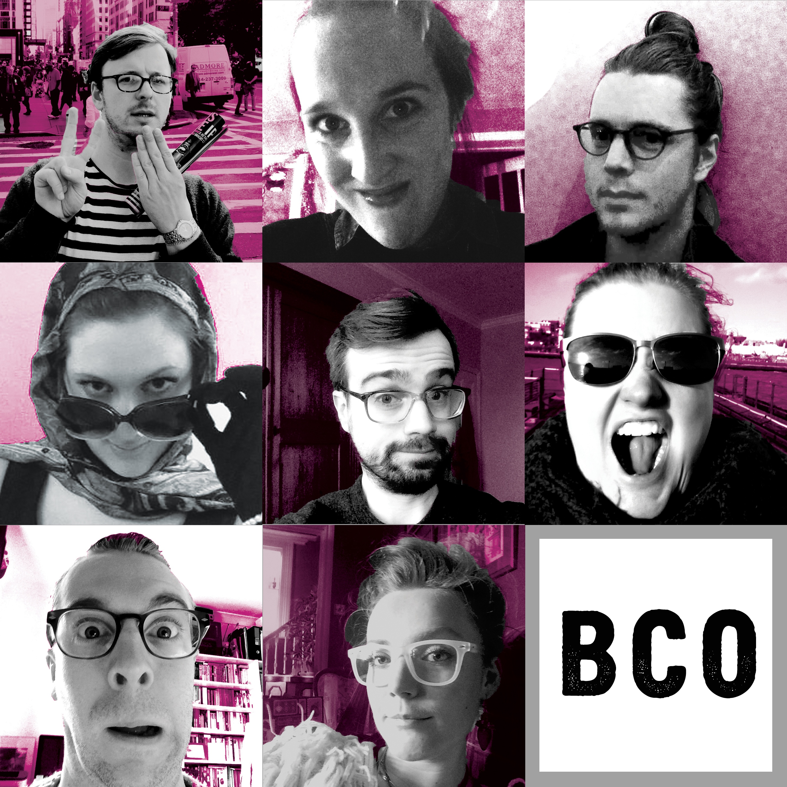 BCO Less Fun logo