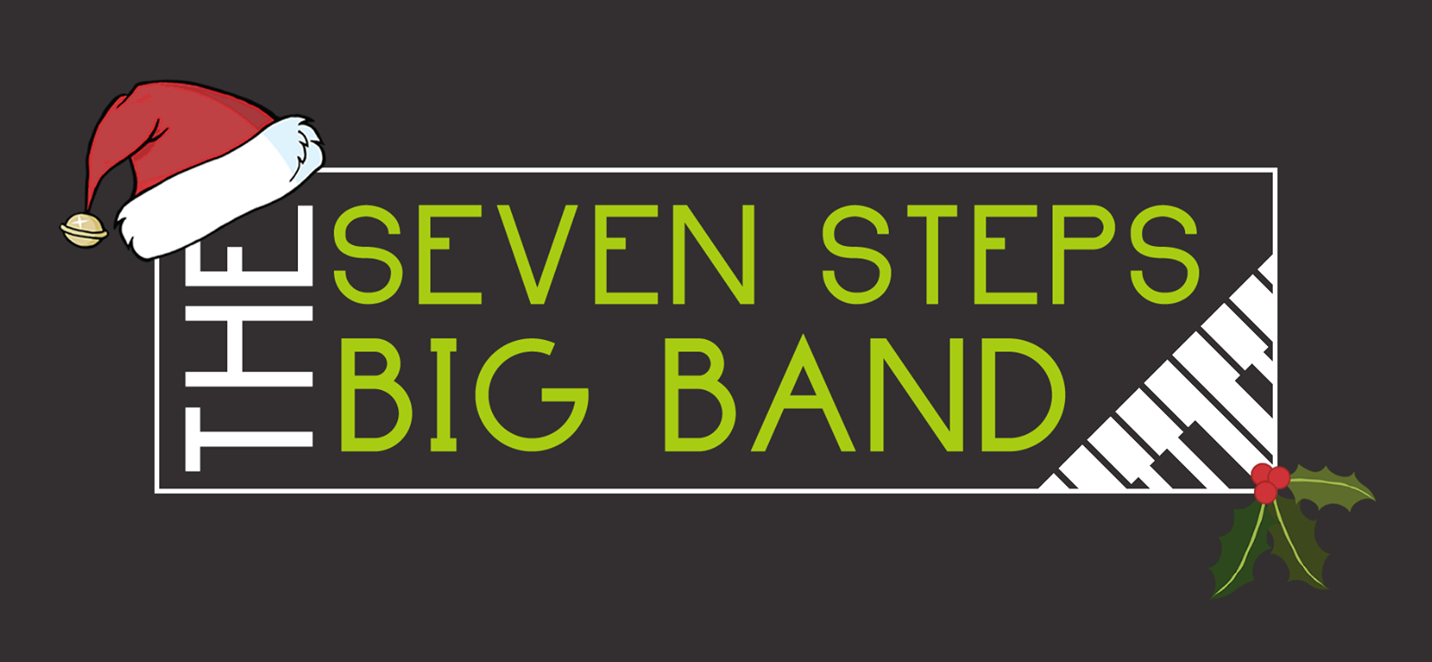 The Seven Steps Big Band at Christmas – Omnibus Theatre